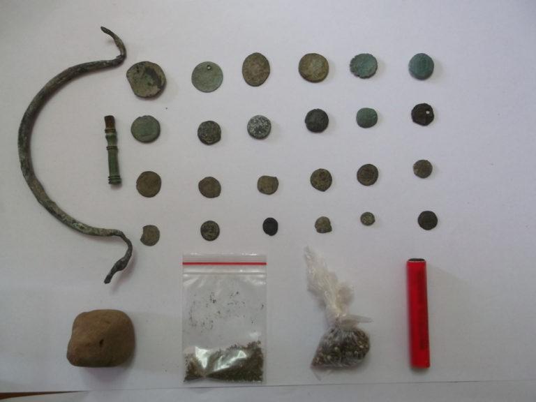 Τρεις συλλήψεις για αρχαιοκαπηλία στα Γρεβενά [pics] | Newsit.gr