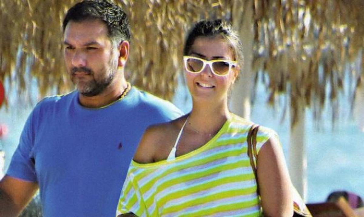 Γ. Αρναούτογλου: Η συνάντηση με τον πατέρα της Κατερίνας και τα γλέντια στη Νάξο! | Newsit.gr