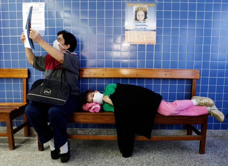 Σε ύφεση παγκοσμίως η νέα γρίπη αλλά… | Newsit.gr