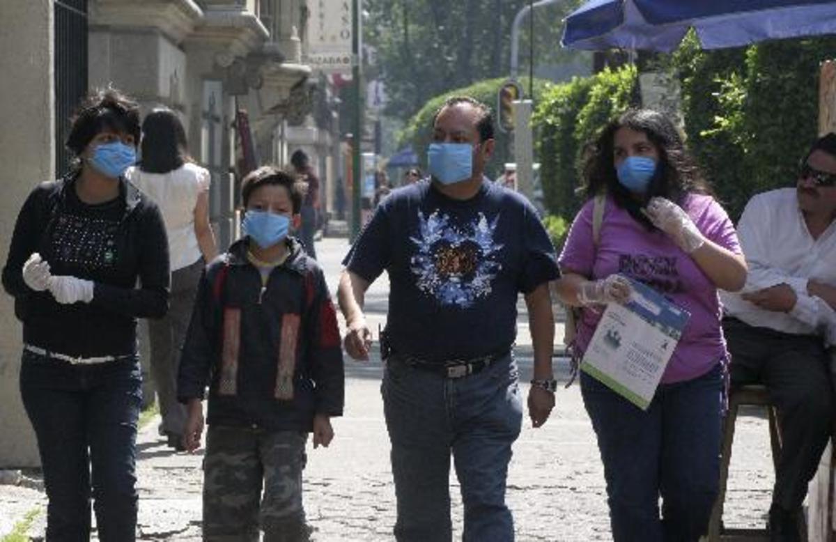 Πάνω απο 4.100 νεκροί απο τη νέα γρίπη | Newsit.gr