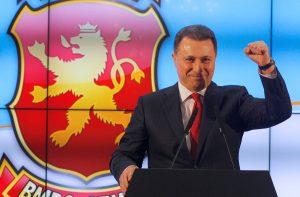 ΠΓΔΜ: Στήθος – στήθος Γκρούεφσκι και Σοσιαλδημοκράτες