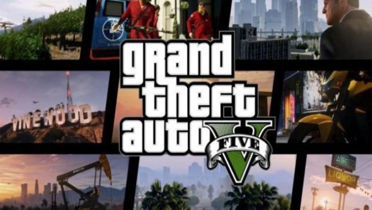 Την άνοιξη του 2013 κυκλοφορεί το Grand Theft Auto 5! | Newsit.gr
