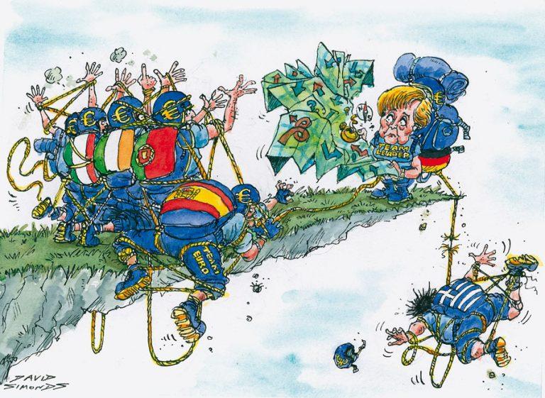 «Αν η Ελλάδα πέσει, θα πάρει και τη Γερμανία μαζί της» | Newsit.gr