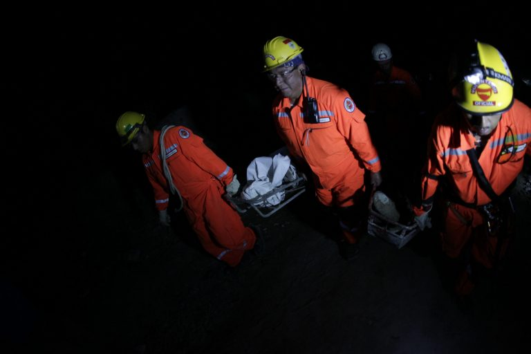 Γουατεμάλα: έφτασαν τους 48 οι νεκροί από το σεισμό | Newsit.gr