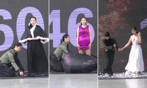 Αυτή η γυναίκα αλλάζει 19 φορέματα σε 1 λεπτό. Αυτό που κάνει θα σου πάρει το μυαλό [vid]