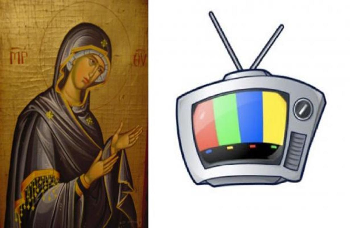 Ποιά εκπομπή βοήθησε η Παναγία να διπλασιάσει την τηλεθέαση της; | Newsit.gr