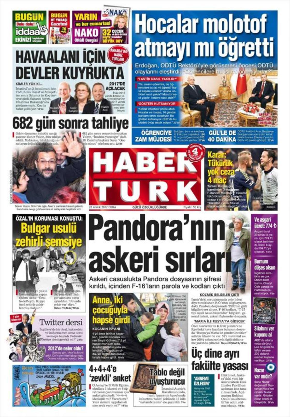 Τουρκία: Εμπλέκουν την Ελλάδα σε κύκλωμα πρακτόρων | Newsit.gr