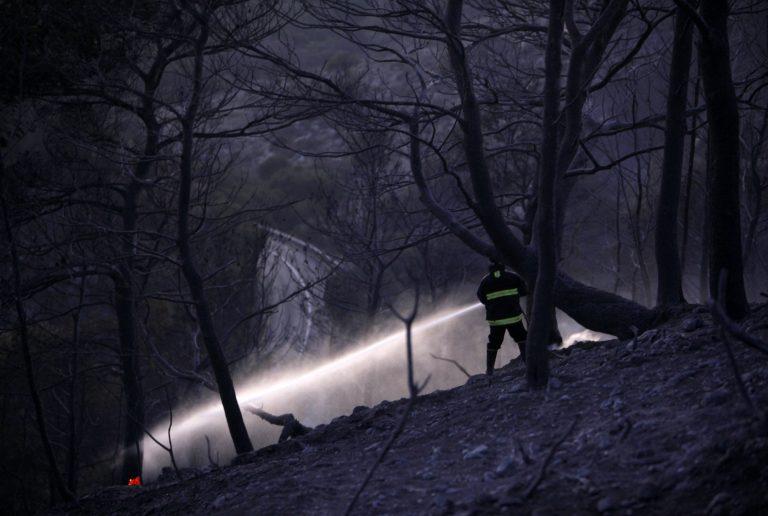 Άνιση μάχη με τις φλόγες στη Χάιφα – Ανυπολόγιστη η καταστροφή | Newsit.gr