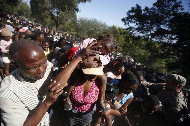 Τελειώνουν τα θαύματα στην Αϊτή | Newsit.gr