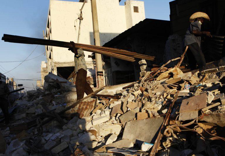 Σεισμόπληκτος στην Αϊτή ο Γιάννης Βουράκης; | Newsit.gr