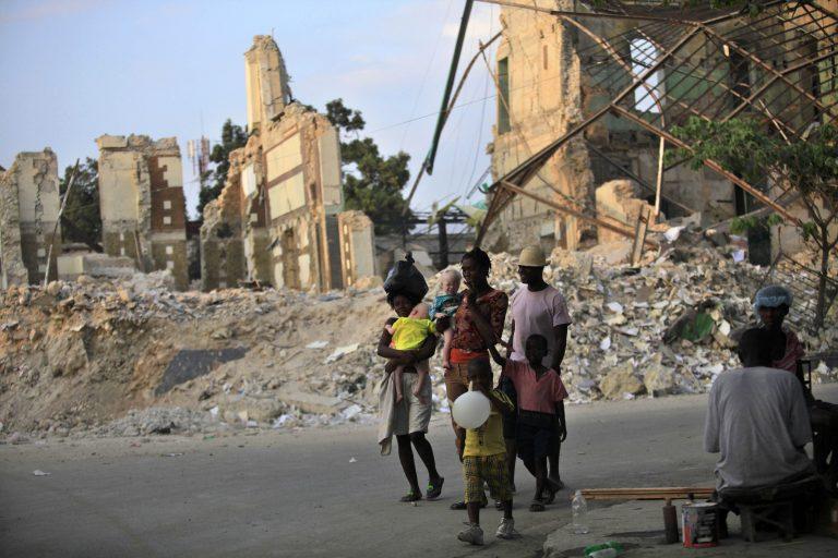 250 εκατ. δολάρια επιπλέον για την Αϊτή | Newsit.gr