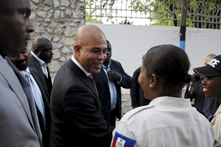 Να αλλάξει την Αϊτή υπόσχεται ο νέος πρόεδρός της | Newsit.gr