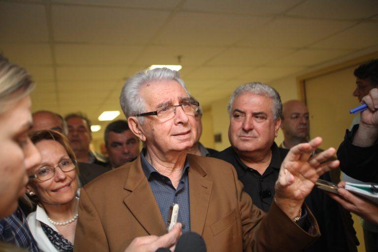 Γ. Χαλάς για τον μισθό των 9.000 ευρώ: «Θα απαντήσω με μηνύσεις στον κ. Βεντούρη»   Newsit.gr