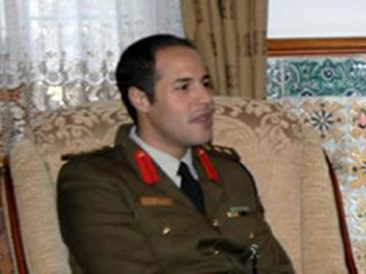 Νεκρός ο γιoς του Καντάφι | Newsit.gr