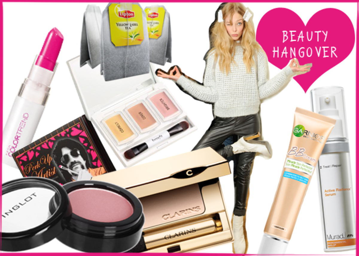 Hangover beauty! 7 έξυπνα tricks για να δείχνεις ξεκούραστη την επόμενη μέρα!   Newsit.gr