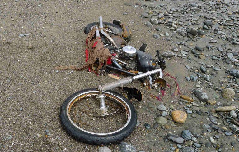Βρήκε στον Καναδά τη μοτοσυκλέτα που είχε χάσει στο τσουνάμι της Ιαπωνίας | Newsit.gr