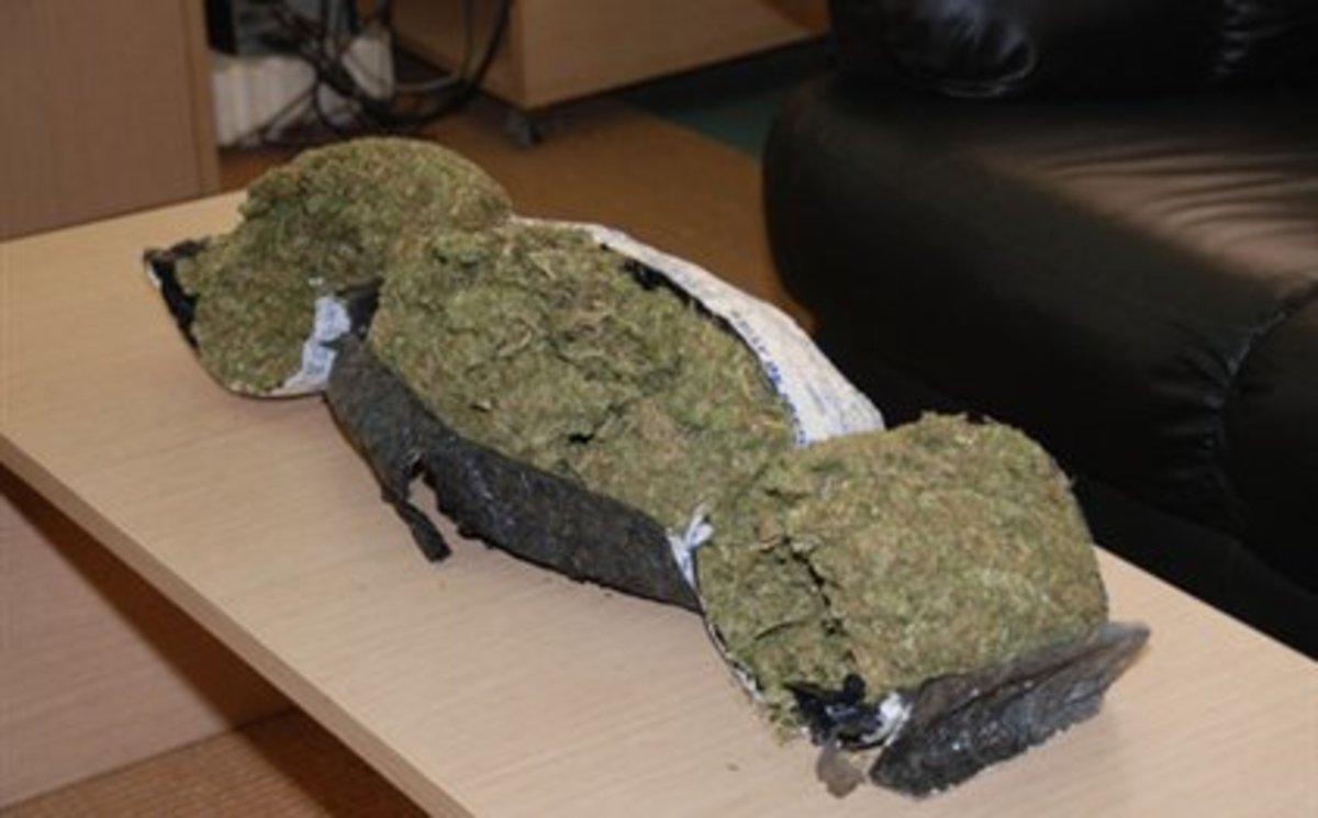 Ναρκωτικά… ασυνόδευτα! | Newsit.gr