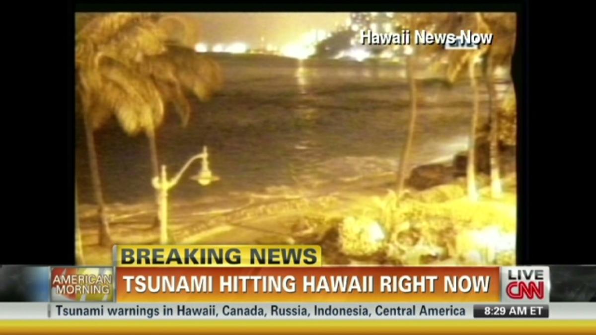 Σεισμός 7,7 Ρίχτερ στον Καναδά-Τσουνάμι έφτασε στη Χαβάη | Newsit.gr