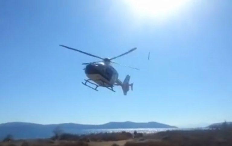 Η απογείωση του ελικοπτέρου της Ρούπα για την απόδραση Μαζιώτη! Βίντεο ντοκουμέντο | Newsit.gr
