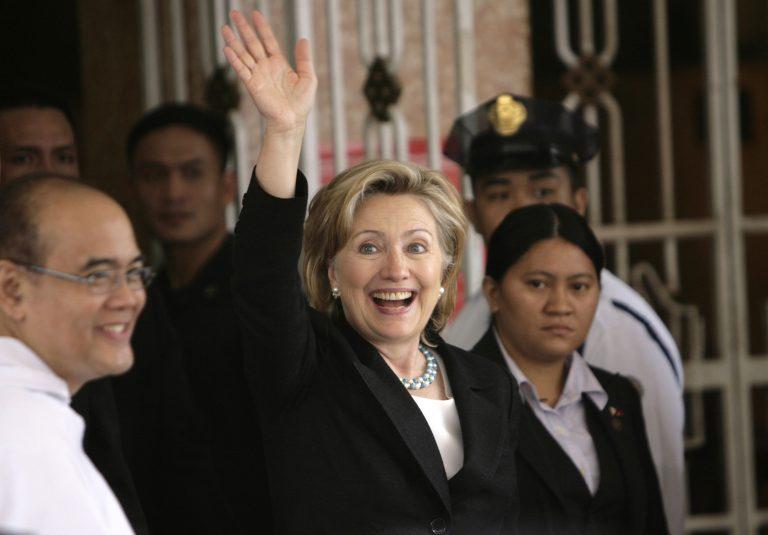 Ερωτευμένη η Χίλαρι Κλίντον! | Newsit.gr