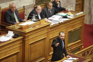 Μετά τον Ηλιόπουλο ο Τασούλας! – Ο Μπελογιάννης δεν αγωνίστηκε για την δημοκρατία