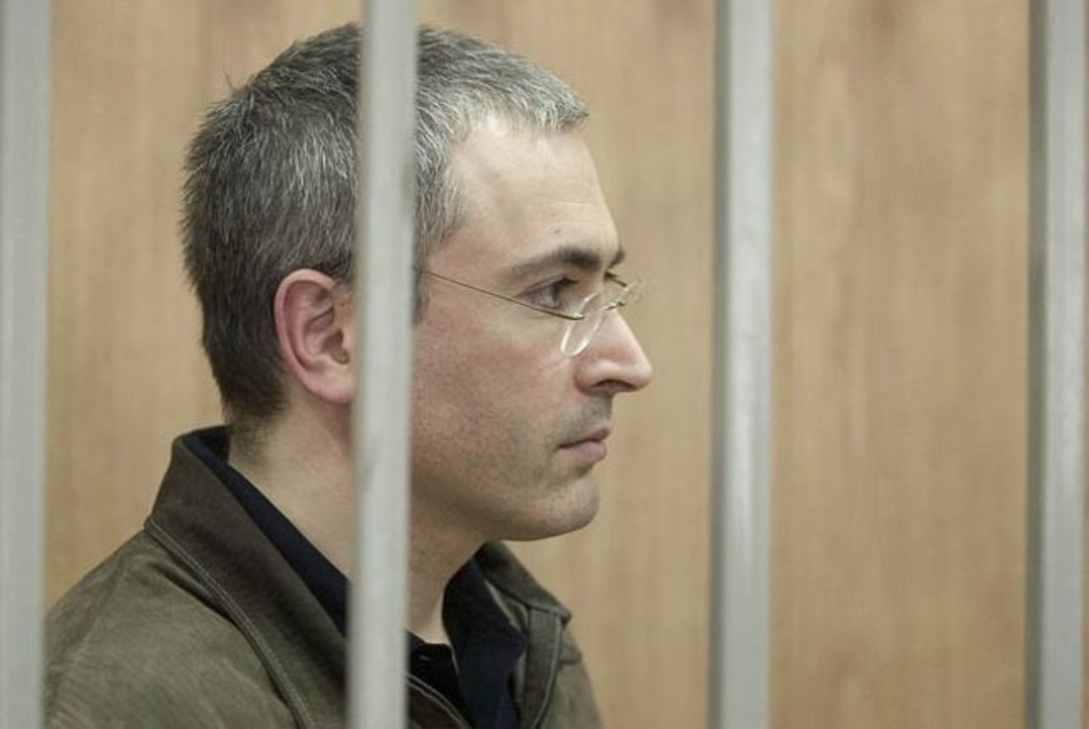 Αποφυλακίζεται τον Οκτώβριο του '14 ο μεγιστάνας του πετρελαίου Χοντορκόφσκι   Newsit.gr