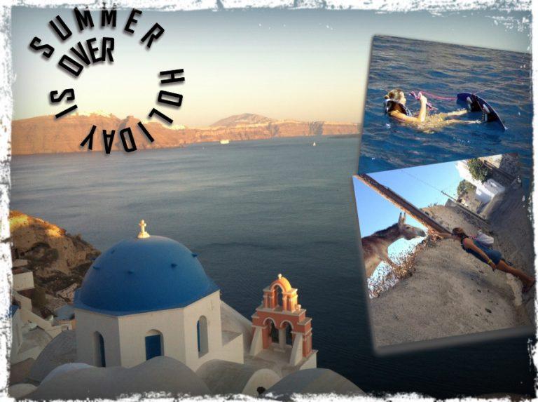 Βίκυ Αρβανίτη! Μια εβδομάδα στη Σαντορίνη. Δες το άλμπουμ των διακοπών της… | Newsit.gr