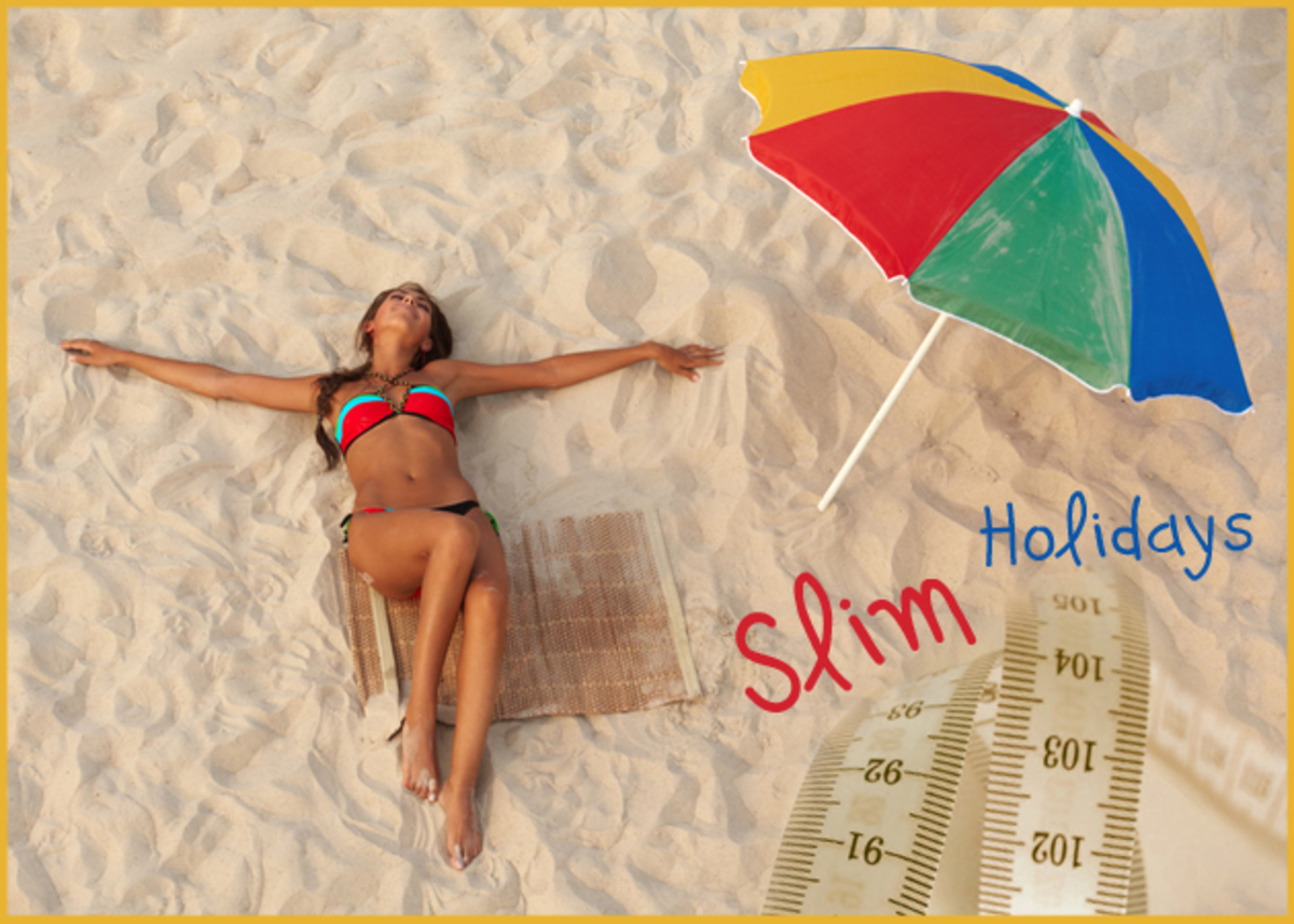 Holiday Diet! Τη μία μέρα πίτσα, την άλλη σουβλάκι και χάνεις κιλά στις διακοπές… | Newsit.gr