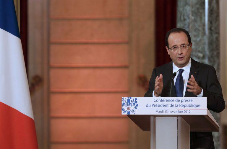 Γάλλος πρόεδρος: «Οφείλουμε στην Ελλάδα την υποστήριξη που υποσχεθήκαμε» | Newsit.gr