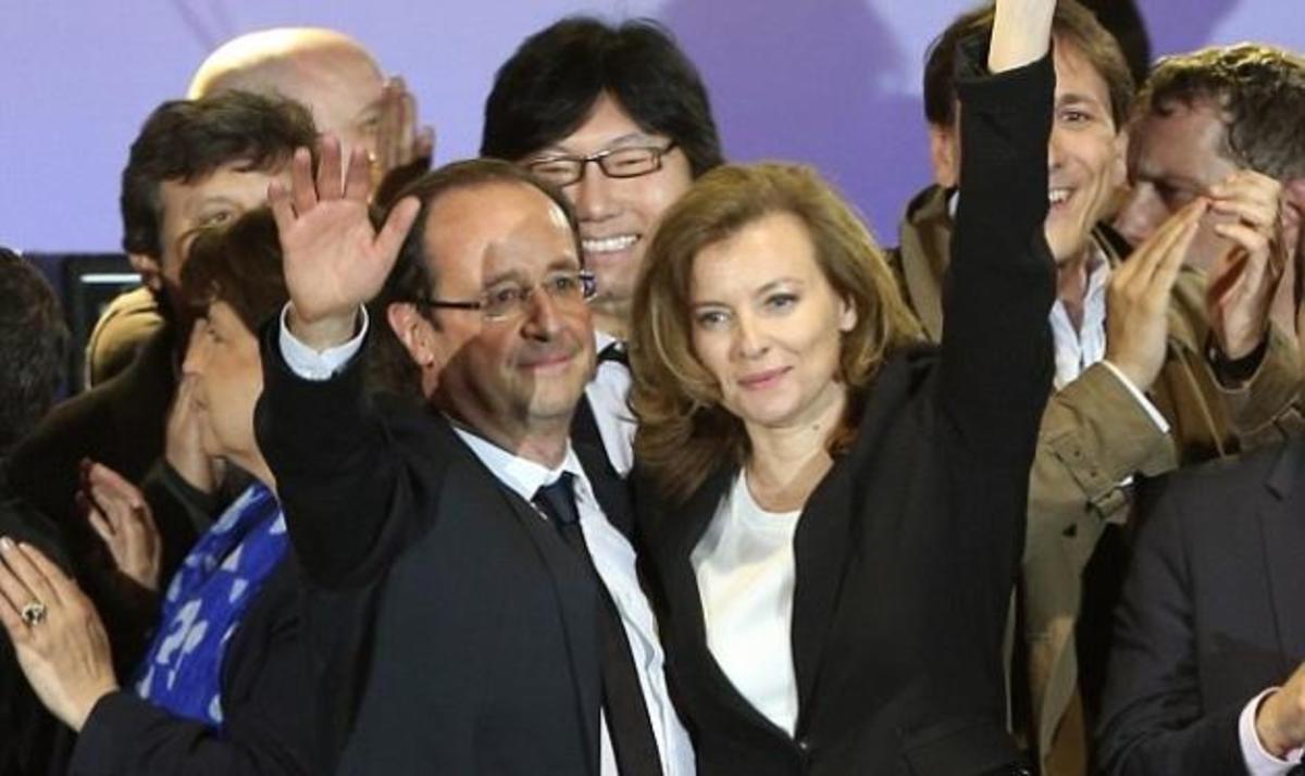 Ανύπαντρη η νέα Πρώτη Κυρία της Γαλλίας – Ποια είναι η σύντροφος του Mr Hollande; | Newsit.gr