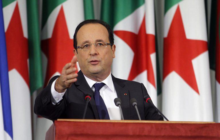 Ιστορική δήλωση Όλαντ: Αναγνώρισε τις σφαγές Αλγερινών από Γάλλους | Newsit.gr