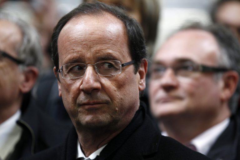 Ολάντ για Τσίπρα: Αν ήταν πρωθυπουργός, θα τον έβλεπα | Newsit.gr