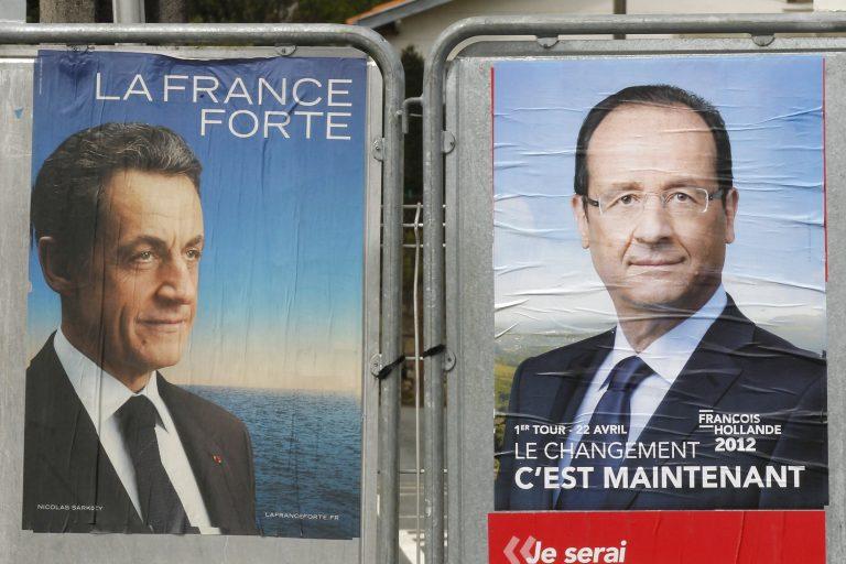 Οι Γάλλοι εκλέγουν τον πρόεδρό τους | Newsit.gr