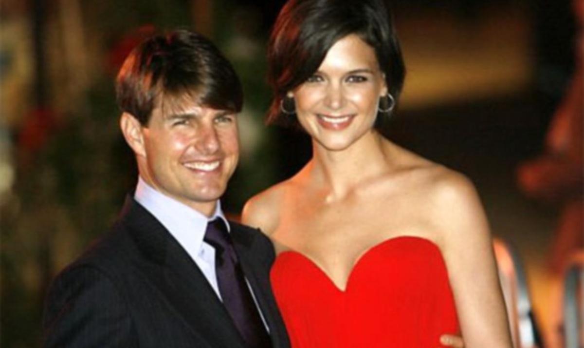T. Cruise – K. Holmes: Το παραμύθι τελείωσε! Η ζωή τους σε φωτογραφίες   Newsit.gr
