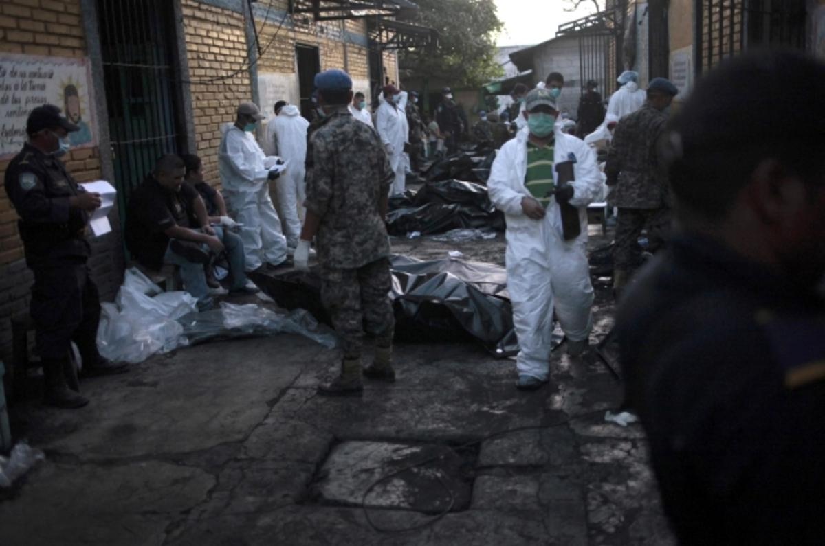 Απίστευτη τραγωδία σε φυλακή της Ονδούρας – 350 κρατούμενοι απανθρακώθηκαν | Newsit.gr