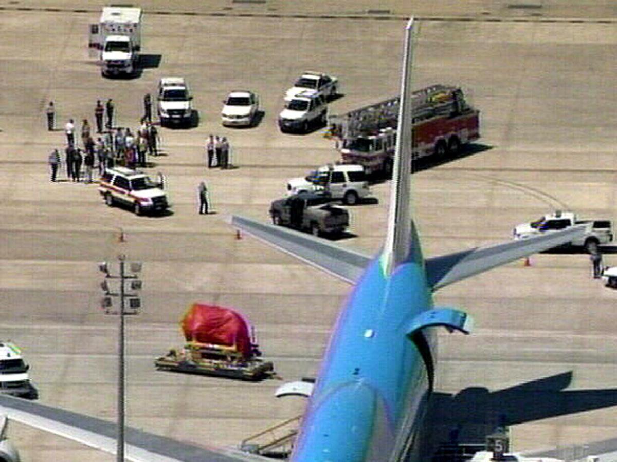 Έκρηξη στο αεροδρόμιο Μπους | Newsit.gr