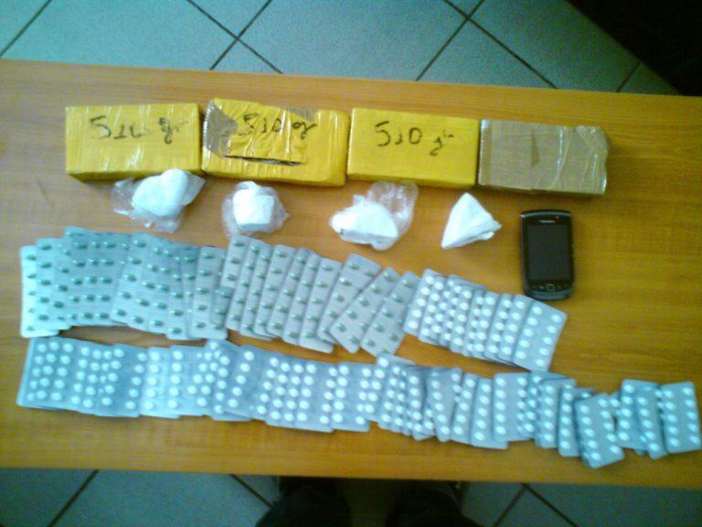 Συνέλαβαν 19χρονο με τεράστια ποσότητα ηρωίνης και ναρκωτικών χαπιών | Newsit.gr