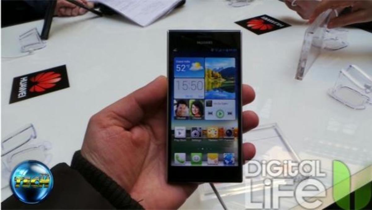 Το Huawei Ascend P2 είναι γεγονός!   Newsit.gr