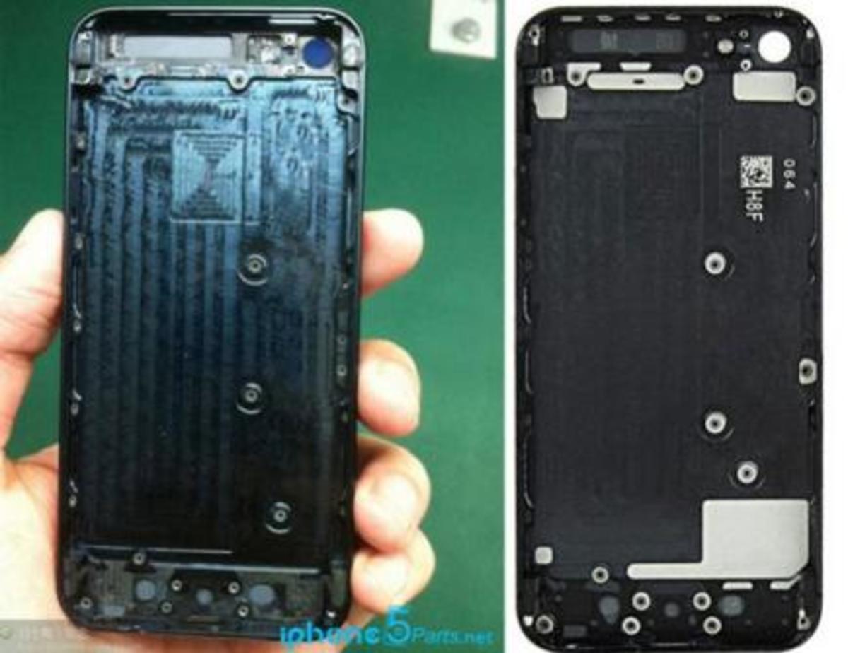 Άρχισαν οι πρώτες διαρροές για το iPhone 5S | Newsit.gr