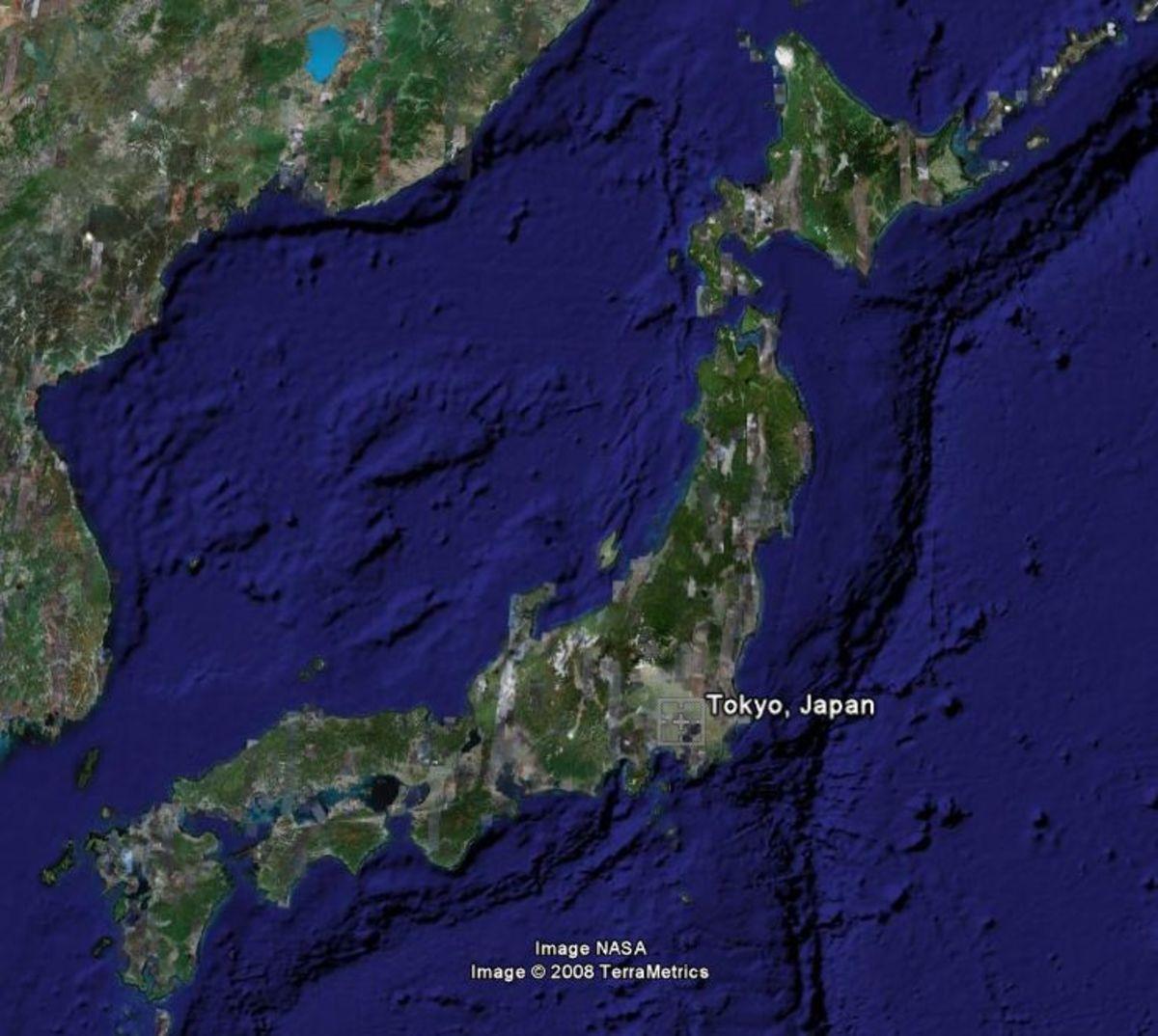 Ισχυρότατος σεισμός 7,3 Ρίχτερ στην Ιαπωνία | Newsit.gr