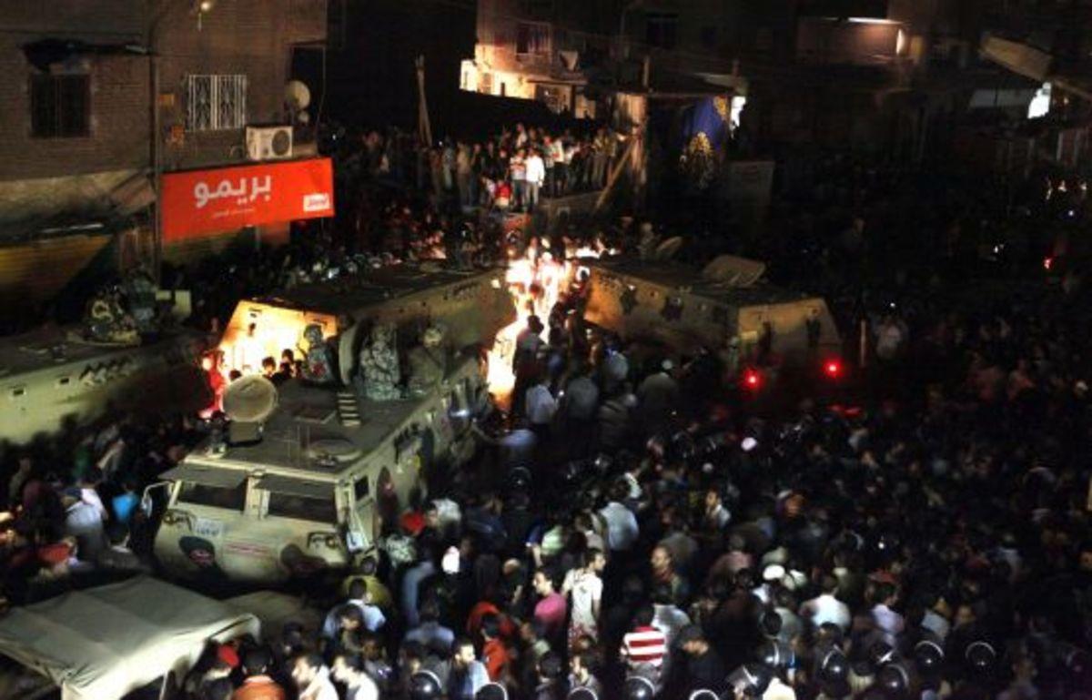 Σε δίκη 48 πολίτες για το μακελειό στο Κάιρο | Newsit.gr