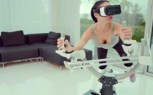 Αυτό είναι το μέλλον της γυμναστικής;