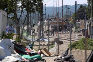 «Tέσσερις χιλιάδες άνθρωποι έφυγαν από την Ειδομένη πριν αρχίσει η εκκένωση του καταυλισμού και μετακινούνται ανά την Ελλάδα»