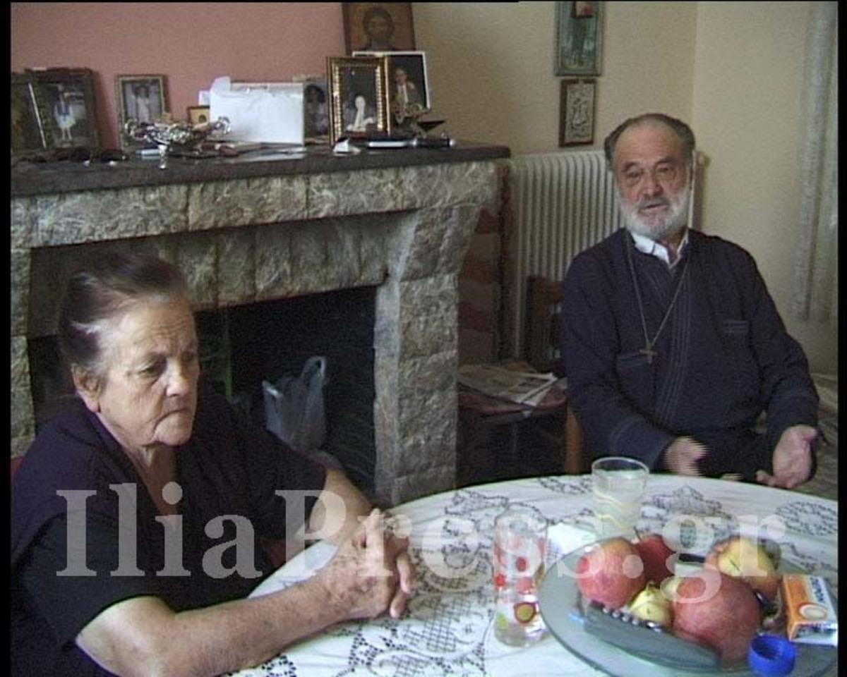Ηλεία:Λήστεψαν και κλείδωσαν στην τουαλέτα ιερέα και παπαδιά -Δείτε βίντεο! | Newsit.gr
