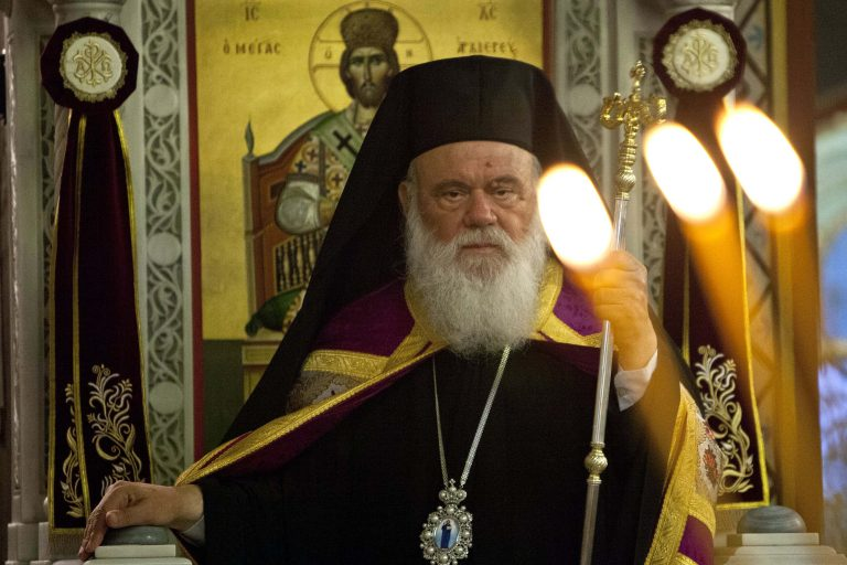 Παρέμβαση του Αρχιεπισκόπου για τις πολιτικές εξελίξεις   Newsit.gr