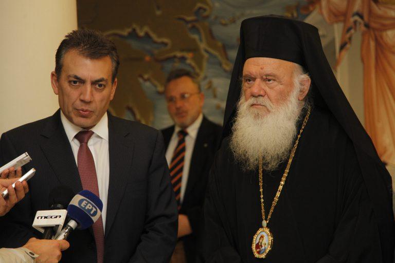 Και ο Ιερώνυμος κατά της λειτουργίας των καταστημάτων τις Κυριακές   Newsit.gr