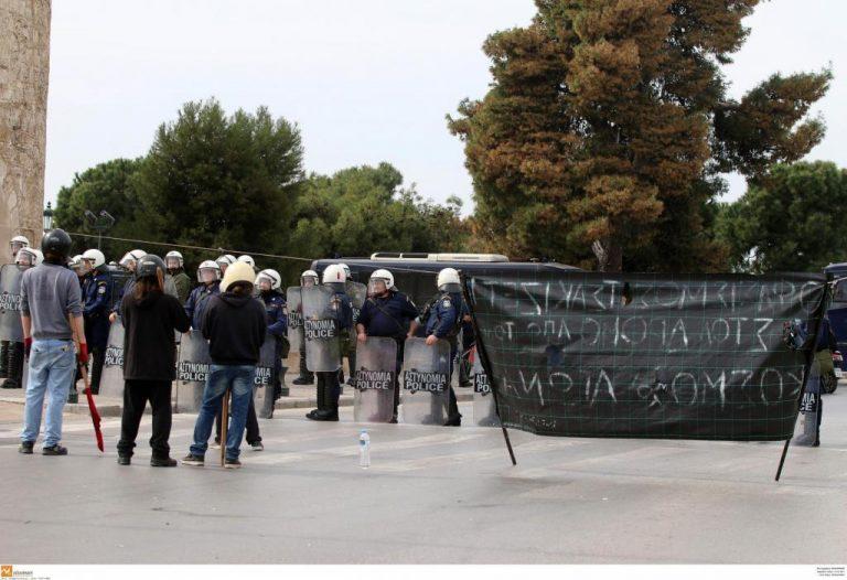 Θεσσαλονίκη: Αναβλήθηκε η δίκη για τα χθεσινά επεισόδια   Newsit.gr
