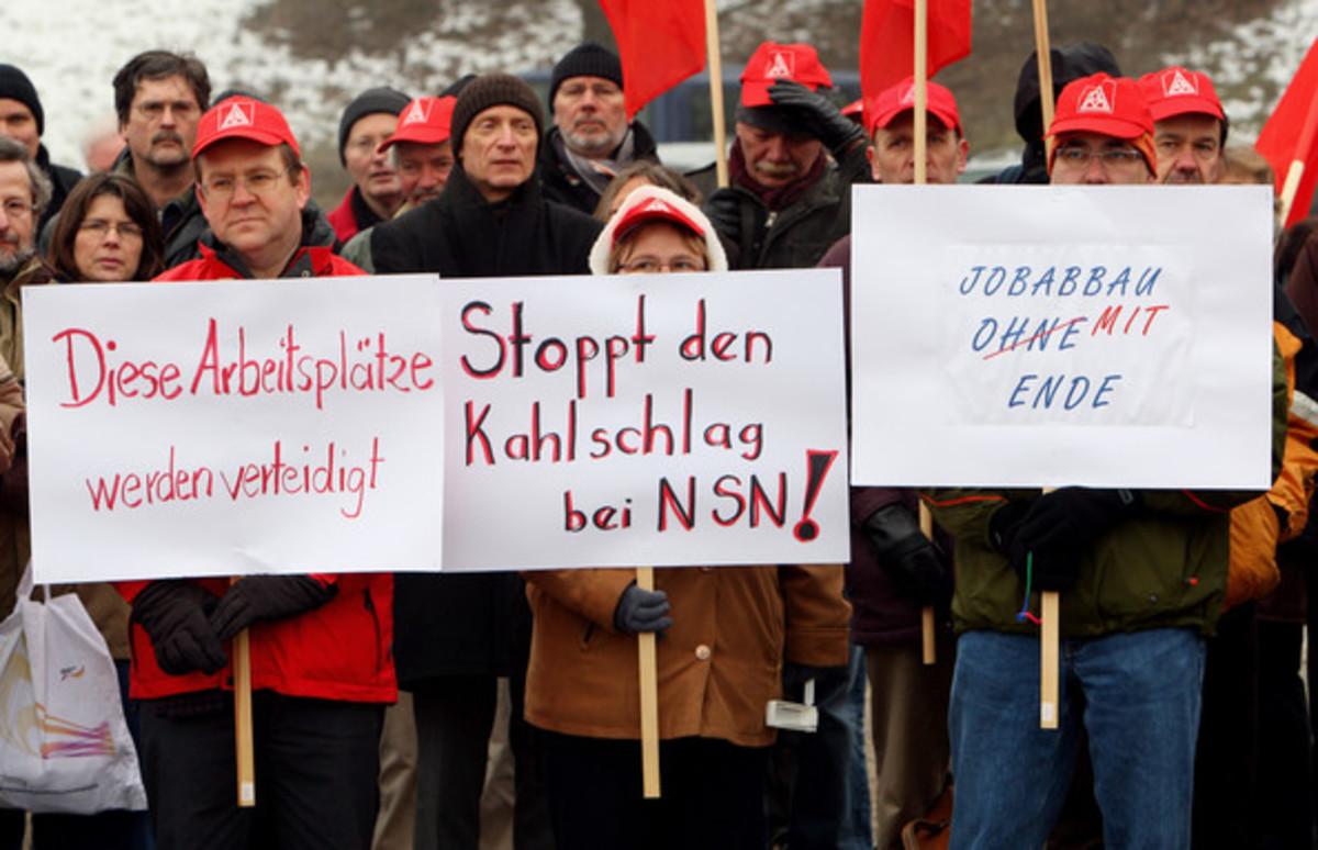 Ξεκινούν πάλι απεργίες οι Γερμανοί απαιτώντας αυξήσεις στους μισθούς   Newsit.gr