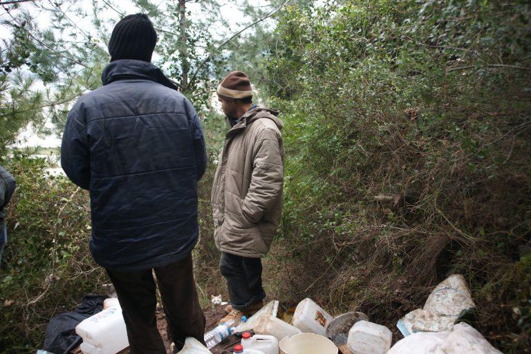 Ηγουμενίτσα: Zoυν σαν τα αγρίμια, στο δάσος πάνω από το λιμάνι   Newsit.gr