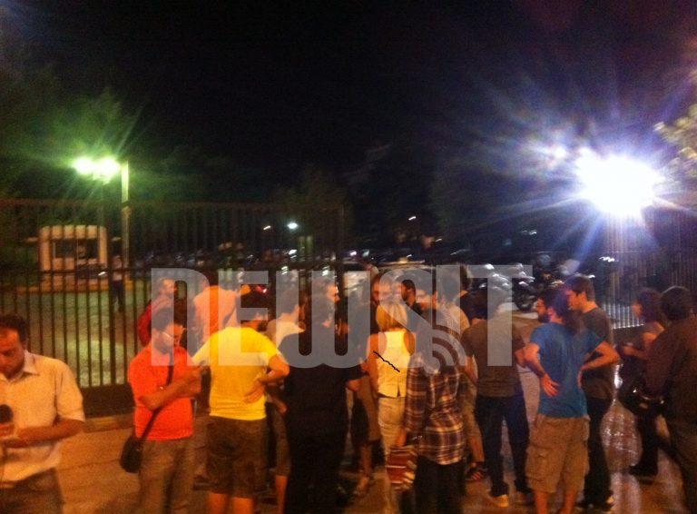 Η ανακοίνωση της ΕΡΤ για την κατάληψη στο ραδιομέγαρο | Newsit.gr